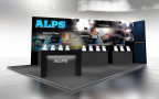 Alps Electric Convergence India Booth Image (Graphic: Business Wire)