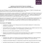 KREF Q4'17 Earnings Release
