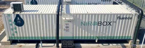 Unidad de NIROBOXTM SW (Photo: Business Wire)