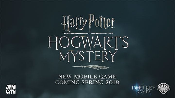 Jam City's Upcoming Harry Potter: Hogwarts Mystery Mobile Game