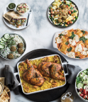 New Baked Falafel and New Mediterranean Family Dinners (Photo: Business Wire)
