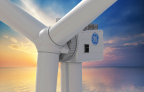 Featuring a 12 MW direct drive generator and an industry leading gross capacity factor of 63 percent, the Haliade-X will produce 45 percent more energy than any other offshore turbine available today. (Photo: Business Wire)