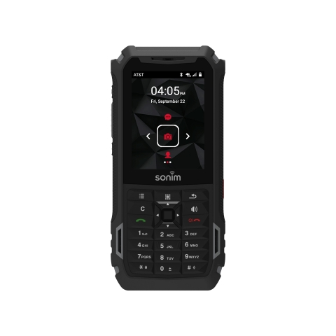 The new XP5s is an ultra-rugged EPTT handset designed to survive and thrive in extreme environments. (Photo: Business Wire)