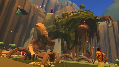 Dive into northern Mexico's breathtaking landscapes with Mulaka, a 3D action-adventure game based on the rich indigenous culture of the Tarahumara. (Photo: Business Wire)