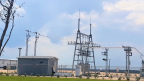 Electrical high voltage substation serving Tex-Isle Supply's Robstown Plant. (Photo: Business Wire)