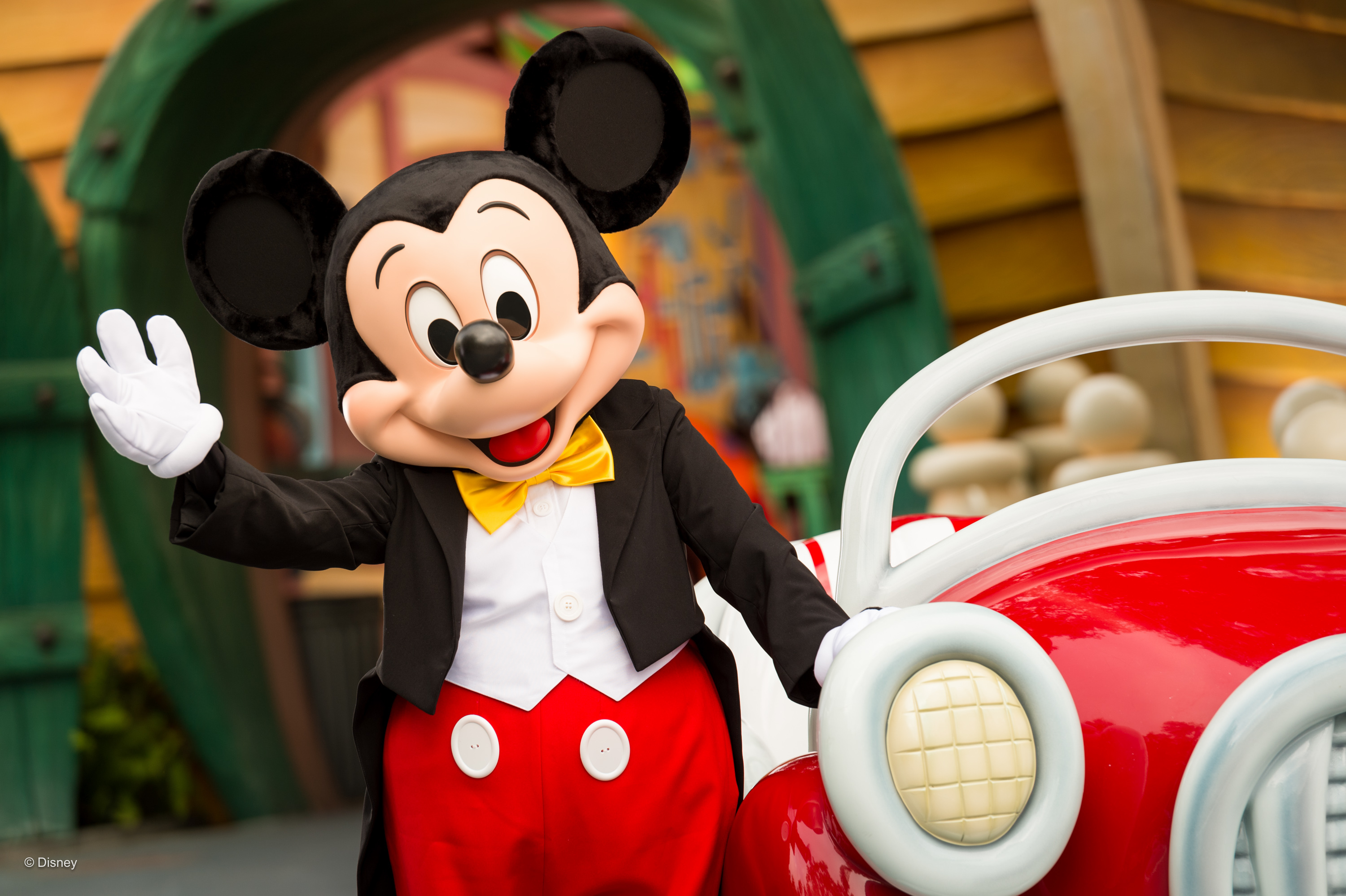 disney celebrates 90 years of mickey mouse with worldwide