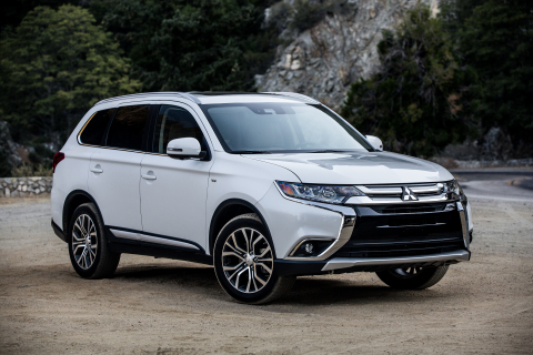 2018 Mitsubishi Outlander (Photo: Business Wire)