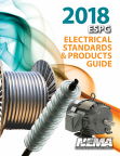 2018 NEMA Electrical Standards & Products Guide (Graphic: Business Wire)