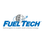 Fuel Tech Announces Exclusive Licensing Agreement for Dissolved Gas Technology for Water Treatment
