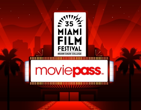 MoviePass(TM) to sponsor Miami Film Festival (Photo: Business Wire)