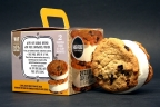 High Road's Chocolate Chip Cookie with Malt Ice Cream Sandwich (Photo: Business Wire)