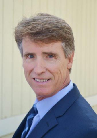 Neil Macready, new vice president for college advancement at Pitzer College (Photo: Business Wire)