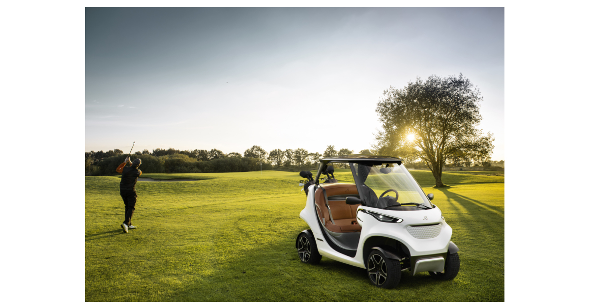 Garia Golf Car inspired by Mercedes-Benz Style. | Business Wire on street-legal lsv off-road, street-legal vehicles, ezgo carts, street-legal utility carts, electric utility carts, california street-legal electric carts, street-legal kart plans, electric passenger carts, street-legal yamaha rhino, street-legal carts florida, street-legal electric carts prices, street-legal atv, electric powered street-legal carts, street legal gas carts, lsv carts,