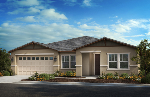 New KB homes are now available at Camberly Place in French Valley, California. (Photo: Business Wire)