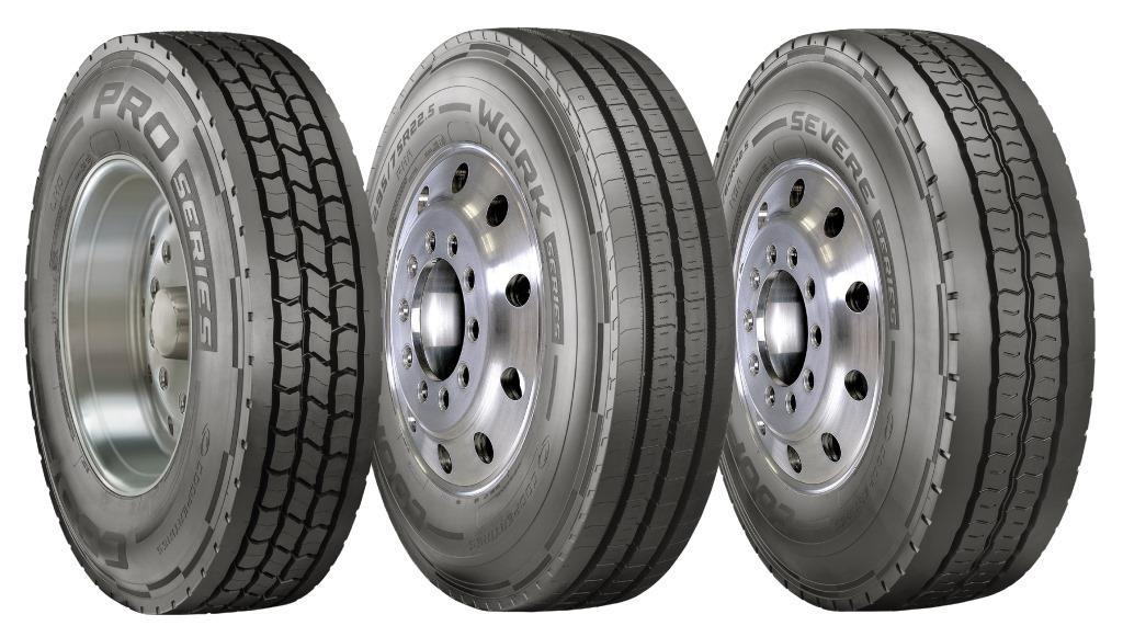 Cooper Launches Cooper® Brand Truck and Bus Radial (TBR) Tires | Business  Wire