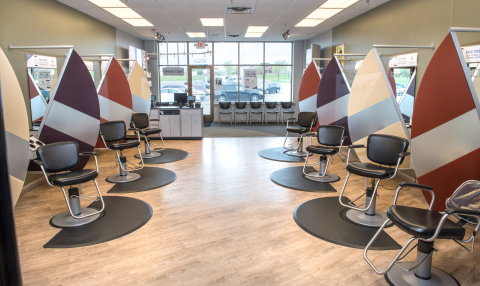 Overview of the tremendous growth Great Clips achieved in 2017 (Photo: Great Clips, Inc.)