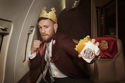 Burger King® Restaurants' New Spicy Crispy Chicken Sandwich Packs a Punch (Photo: Business Wire)