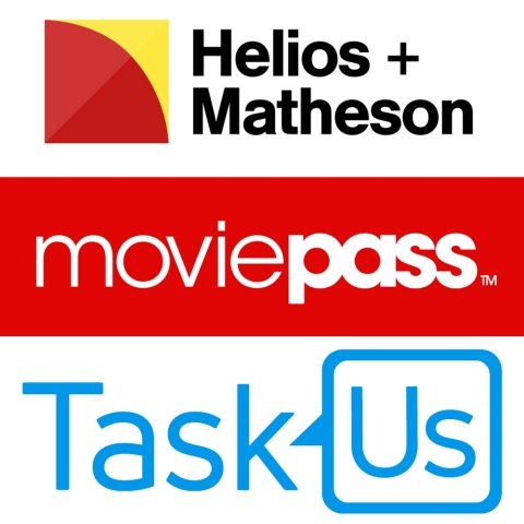 MoviePass(TM) Partners with TaskUs, sharpening focus on customer experience. (Photo: Business Wire)