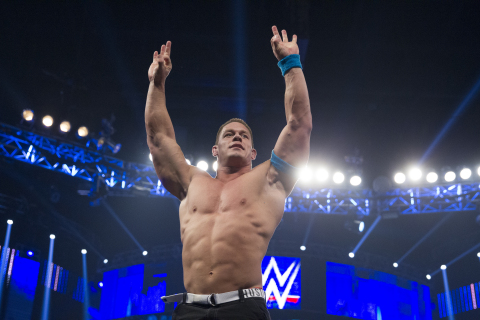WWE Superstar John Cena