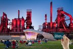 Composite includes SteelStacks Arts + Cultural Campus, designed by WRT. 2017 Honor Award, General Design. Photo Credit: Paul Warchol