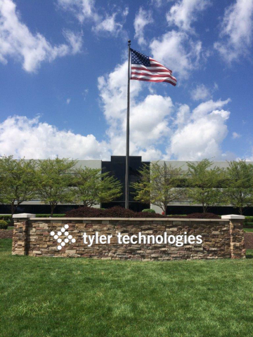 Tyler's Moraine, Ohio, office has been recently renovated to accommodate up to 200 employees. (Photo: Business Wire)
