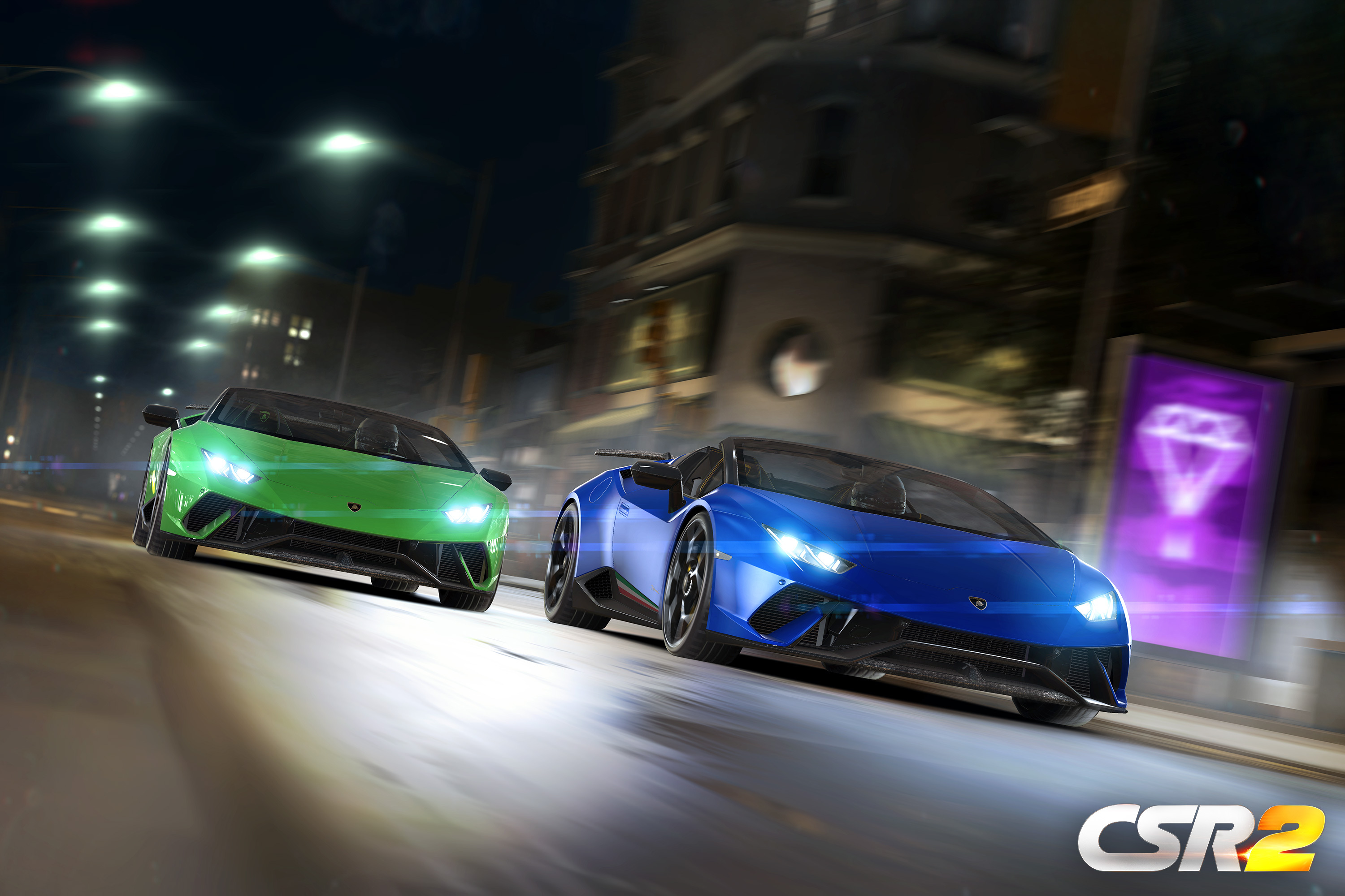 Bring the Geneva Motor Show into Your Own Garage with CSR Racing 2