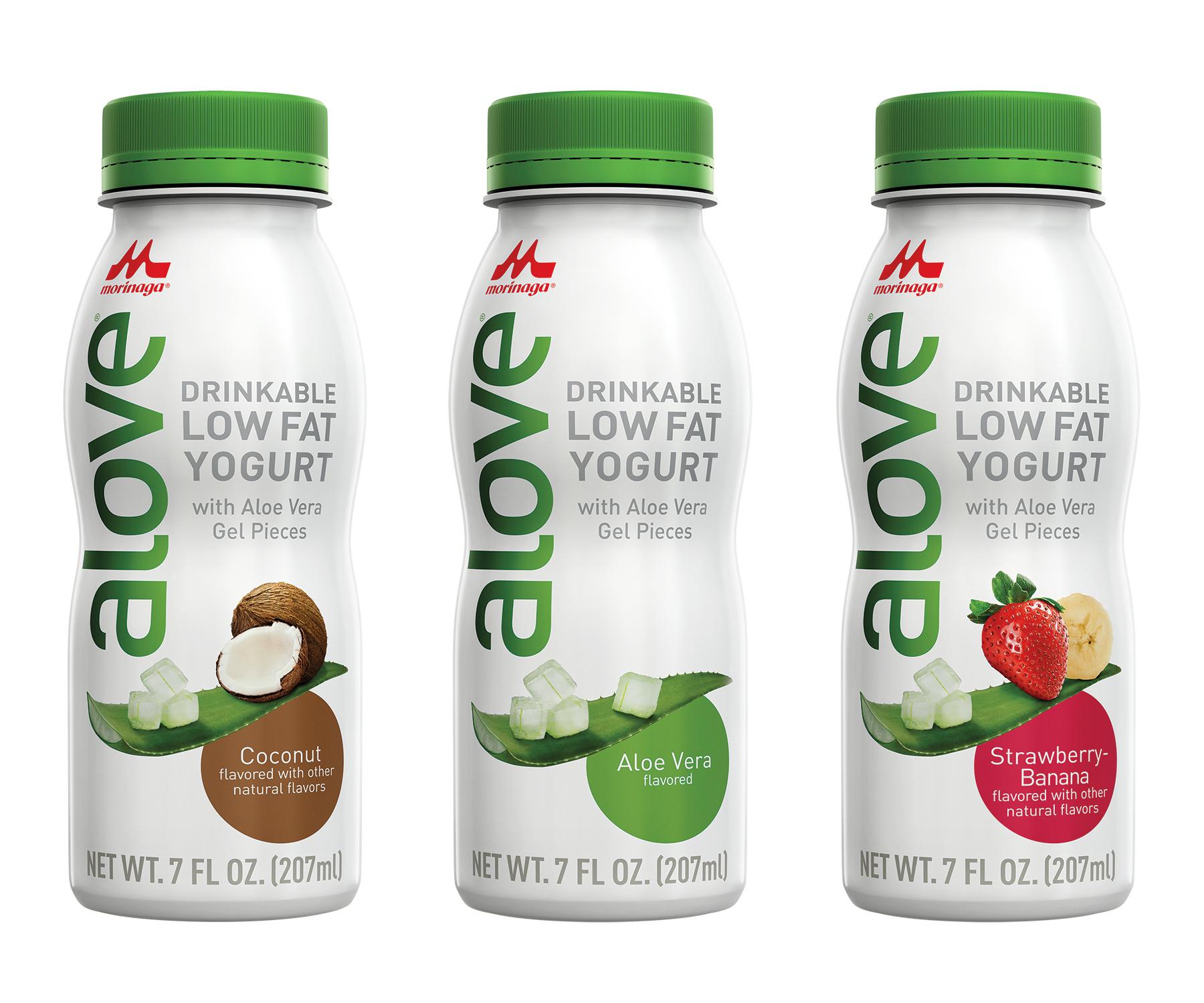 Alove to Debut Aloe Vera Drinkable Low-fat Yogurt at Natural ...