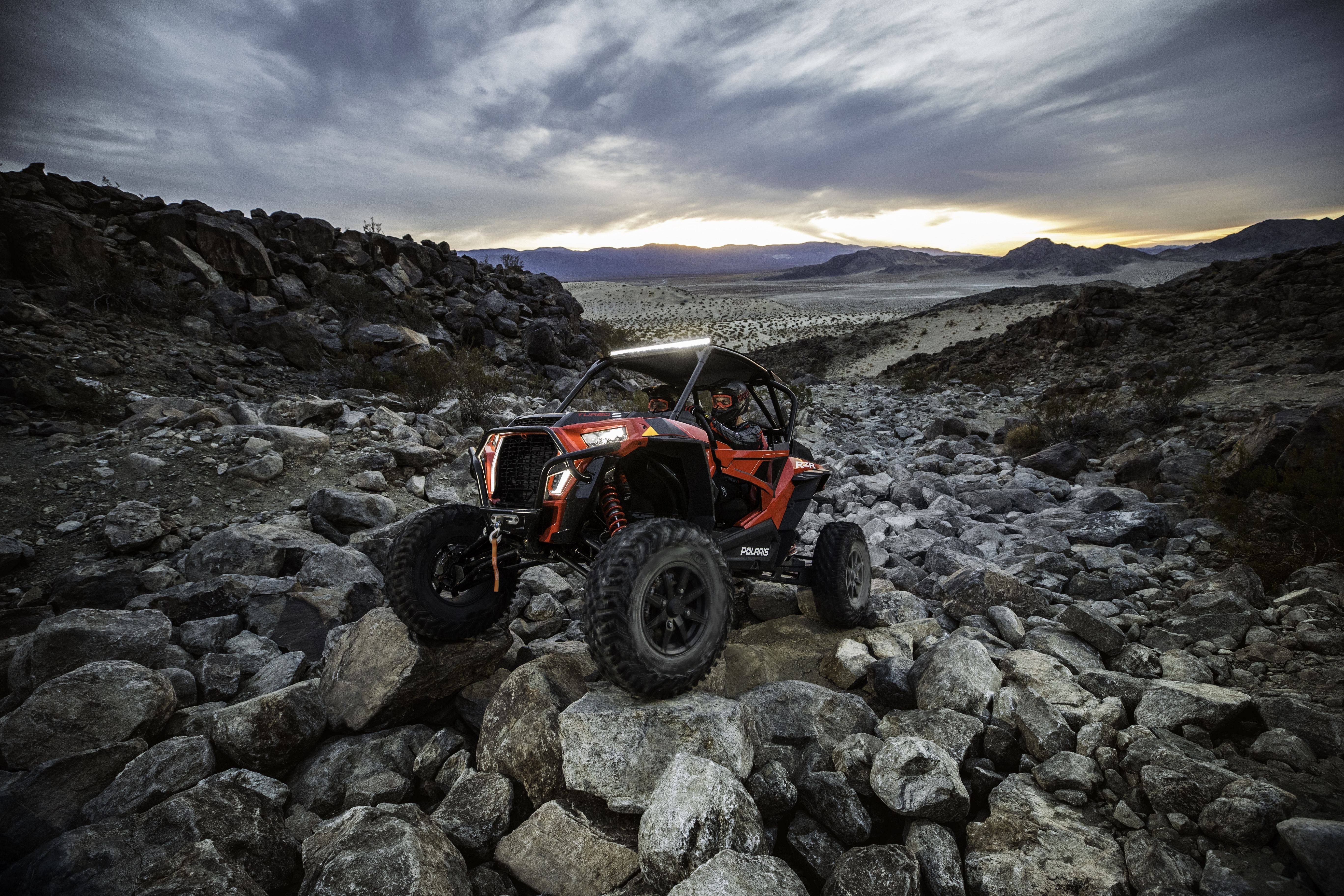 The 72-Inch Polaris® RZR® Is Here, Introducing the RZR® XP Turbo S