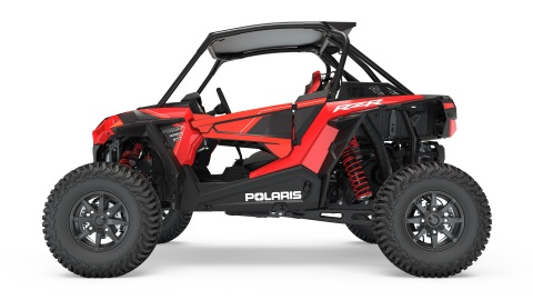All-new Polaris RZR XP Turbo S in Indy Red. Polaris' most capable RZR ever is completely reengineere ...