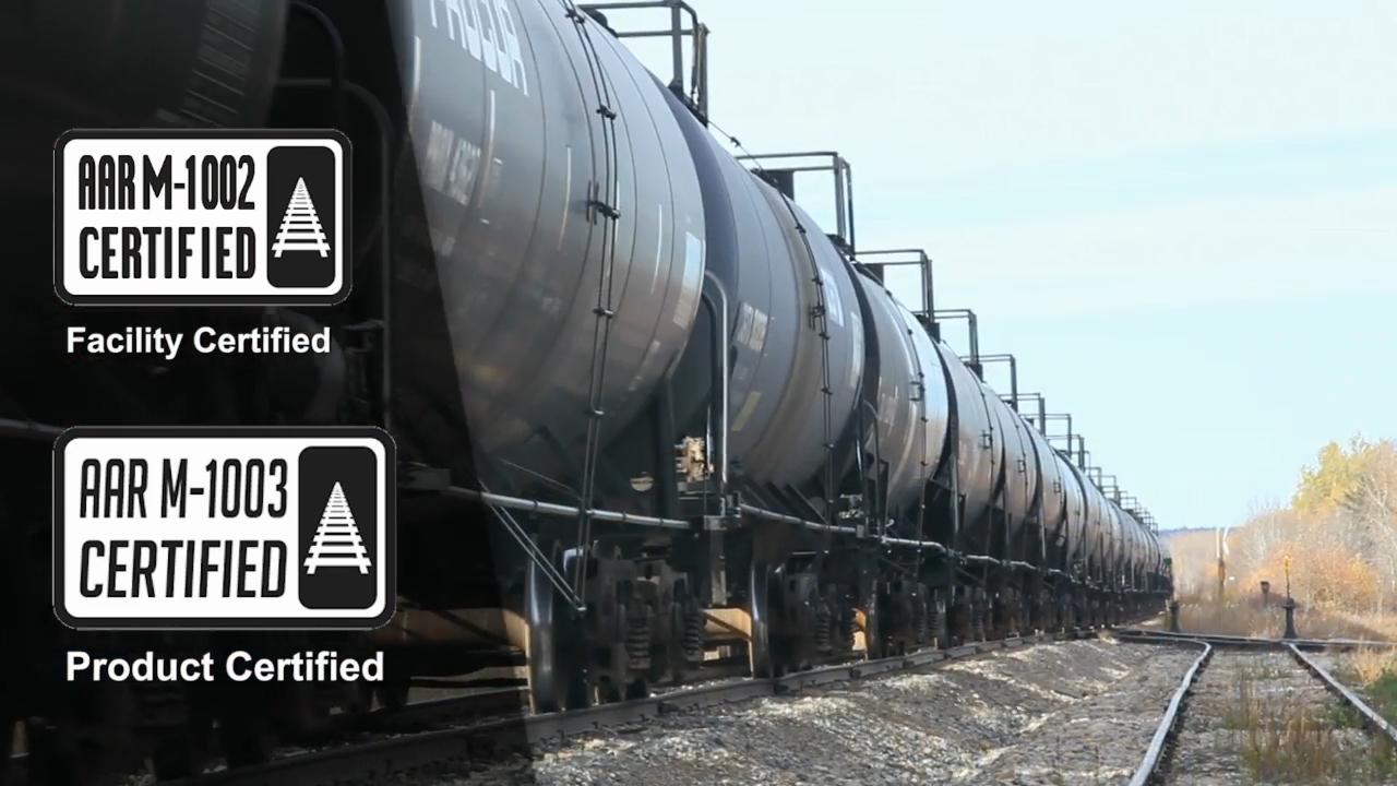 AAR Certifies TRIG XLOAD Sensor