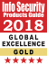 ShieldX Builds Recognition for Its Unmatched Multi-Cloud Security Solution in the 14th Annual Info Security PG\'s 2018 Global Excellence Awards® - on DefenceBriefing.net