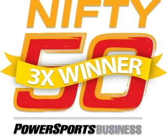 EFG Companies is a 3x winner of the Nifty 50 Awards, presented annually to recognize products and services that to increase dealer profit potential. (Photo: Business Wire)