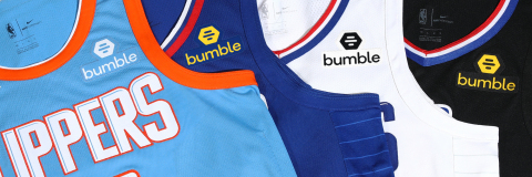 The Empowerment Badge will appear on Clippers jerseys starting Tuesday night as part of a global par ...