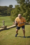 Former NFL quarterback and Hall-of-Famer, Terry Bradshaw, underwent total knee replacement surgery with the Evolution® Medial-Pivot Knee. (Photo: Business Wire)