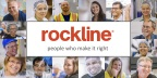Rockline Industries' new logo and creative are designed to reflect the friendly and approachable way the company works while showcasing the people who make Rockline an exceptional company to work for. (Graphic: Business Wire)