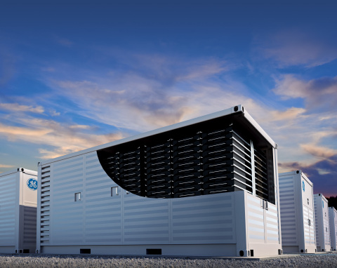 GE Announces Innovative Energy Storage Platform Called the Reservoir (Photo: Business Wire)