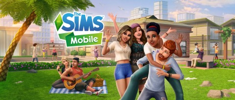 EA and Maxis Invite Players to Play With Life in The Sims Mobile, Available Worldwide Today (Graphic ...