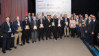 BAE Systems' Electronic Systems sector, based in Nashua, New Hampshire, honored its top suppliers at an inaugural Partner 2 Win Supplier Symposium ceremony. (Photo: BAE Systems)