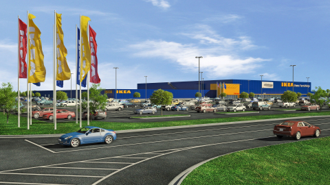 IKEA Oak Creek announces store opening date for Wednesday, May 16, 2018 (Photo: Business Wire)