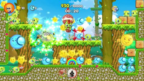 TurtlePop: Journey to Freedom is a platform puzzle game that introduces Bebo, Deephi, Slimmie, Smarts, Willis and Sparky the Turtle. (Graphic: Business Wire)