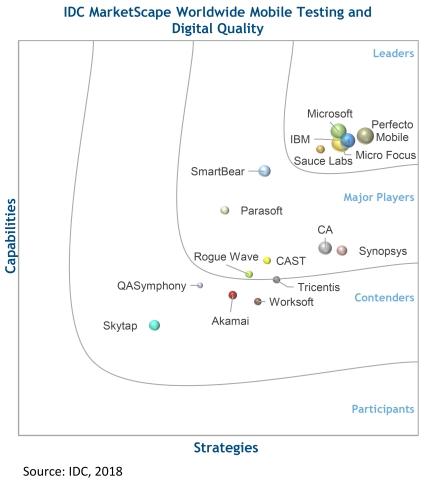 IDC MarketScape (Graphic: Business Wire)