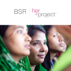 BSR + HERproject (Photo: Business Wire)