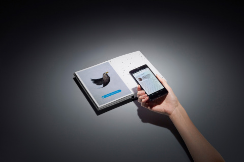 NFC info (Photo: Business Wire)