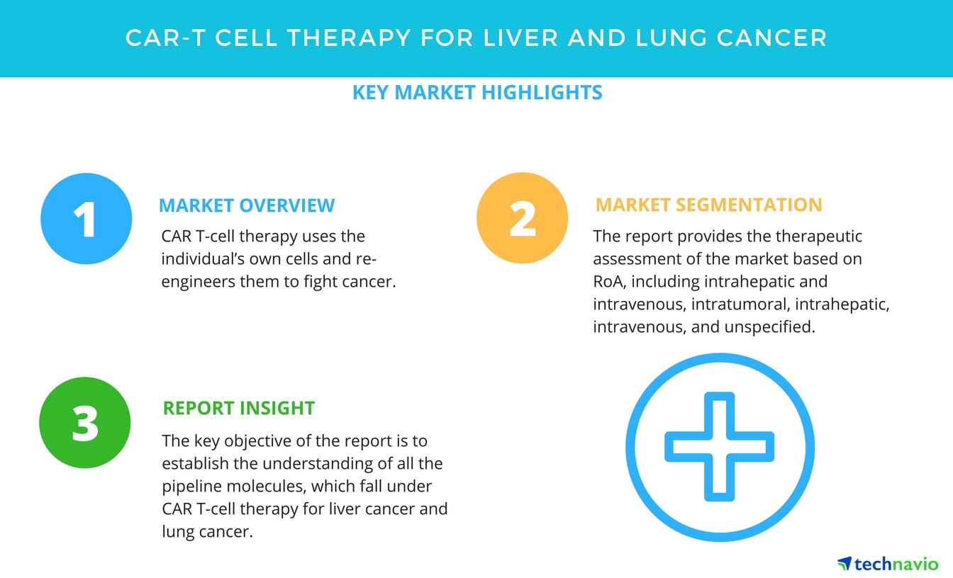 Car T Cell Therapy For Liver And Lung Cancer Pipeline Analysis