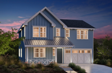 New KB homes are now available at Bridgepoint at Patterson Ranch in Fremont. (Graphic: Business Wire)