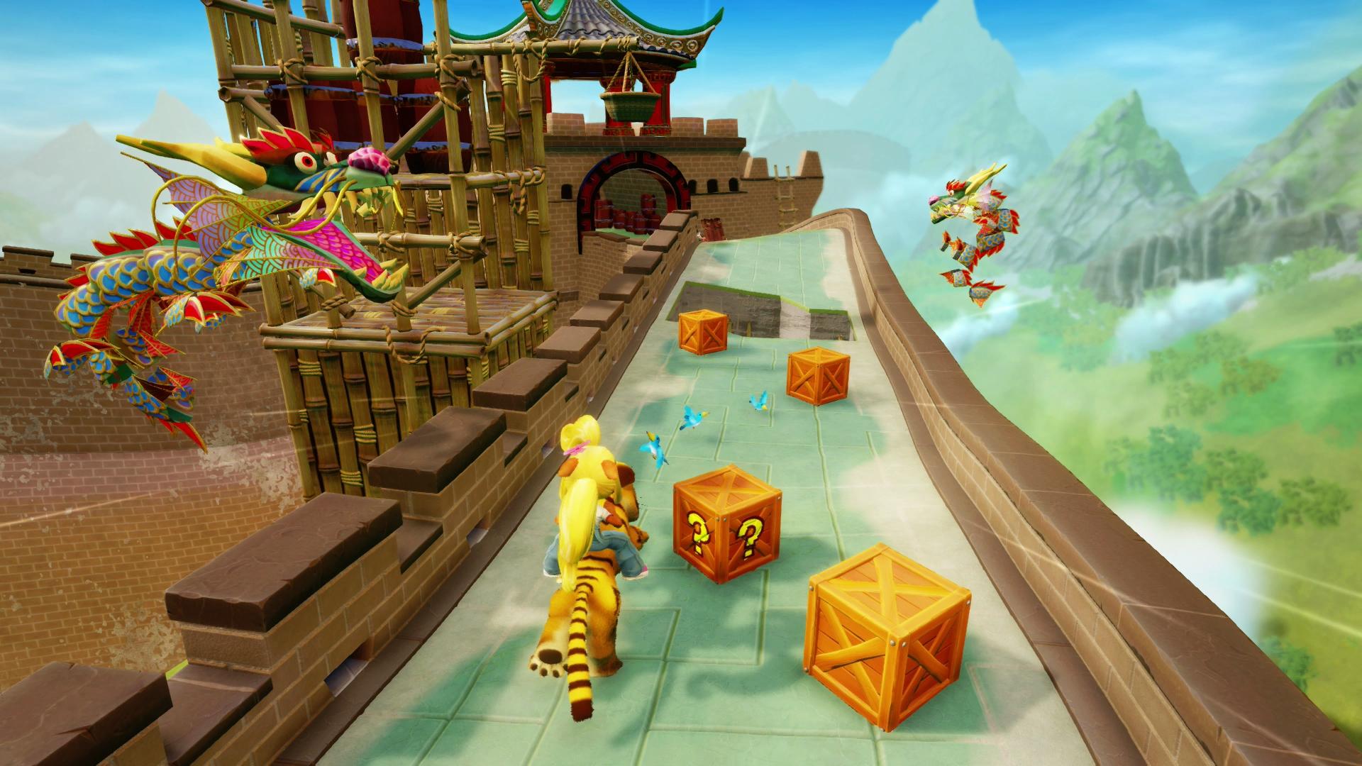 Wumpa Fruit For Everyone Crash Bandicoot N Sane Trilogy Makes