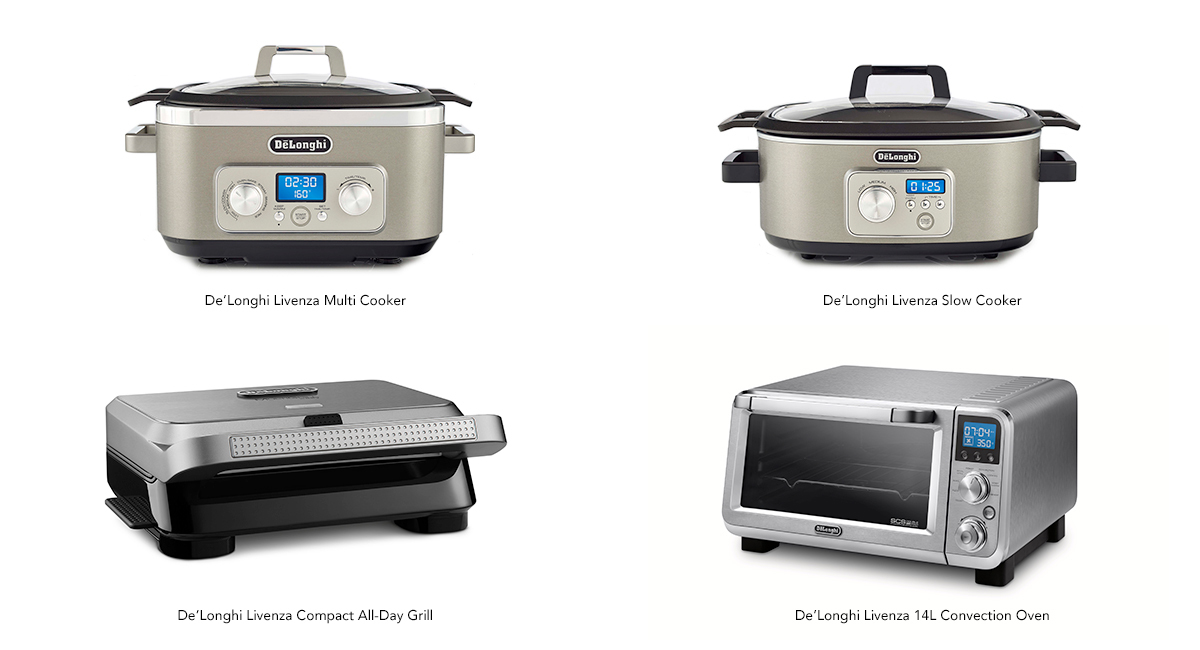 Deu0027Longhi Enters New Categories, Further Expanding Its Line Of World Class Kitchen  Appliances   Business Wire