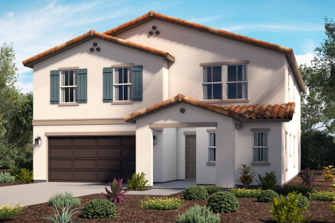 KB Home's Dorado Skies is now open in Lancaster (Photo: Business Wire)