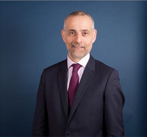 Laurent Fourtune - Directeur des opérations d'Eurotunnel (Photo: Business Wire)