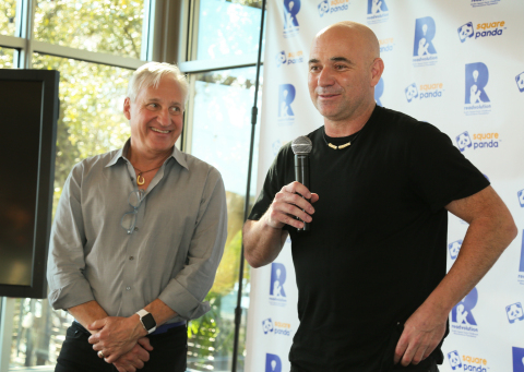 Square Panda Inc. and Andre Agassi announced Readvolution, a new initiative by the Andre Agassi Early Childhood Neuroscience Foundation that aims to drive innovation in dyslexia assessment and intervention. (Photo: Business Wire)